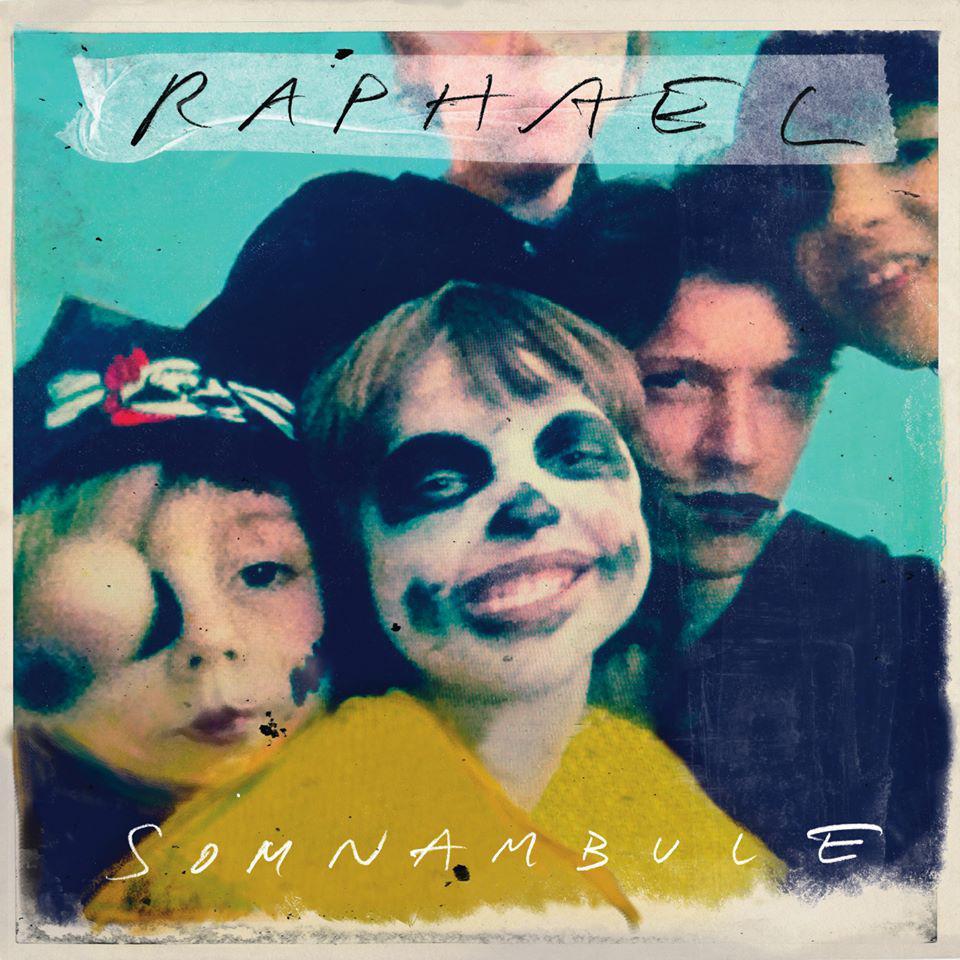 Dans la playlist de RAJE : Raphaël