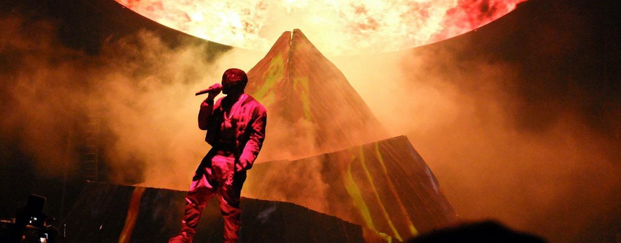 L'album Yeezus de Kanye West décrypté dans un documentaire