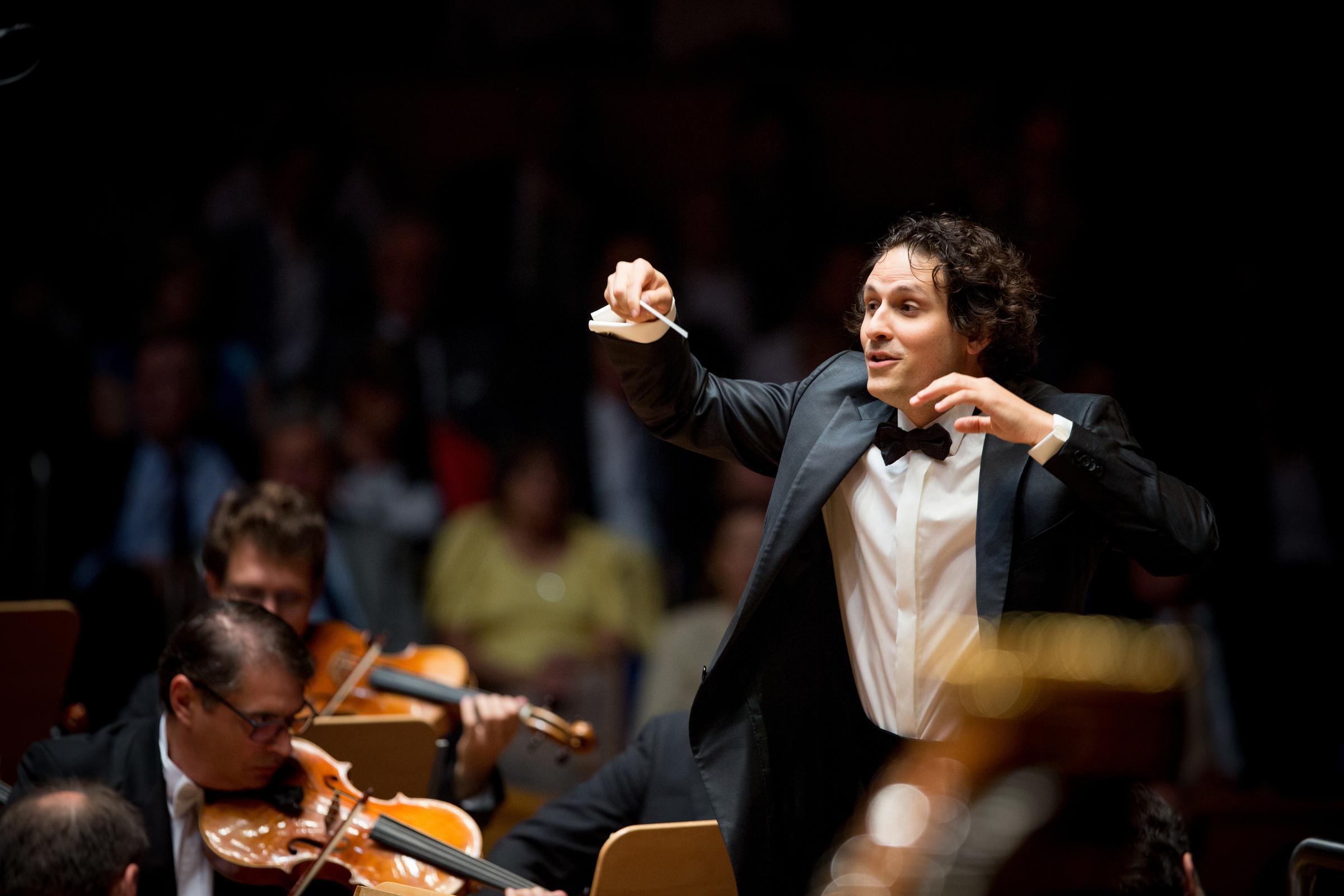 L'Orchestre National de Lille à la baguette de votre smartphone