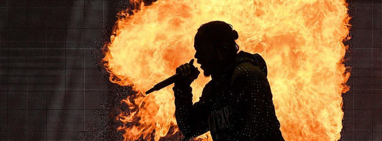 Kendrick Lamar à Bercy, un concert d'anthologie