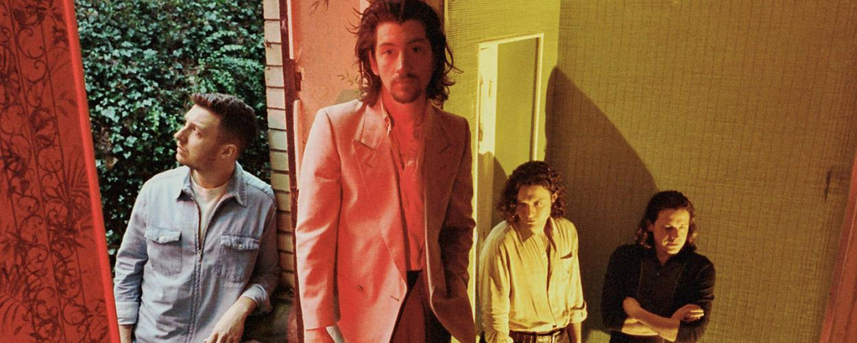 Le nouvel album des Arctic Monkeys marque une étape dans leur discographie
