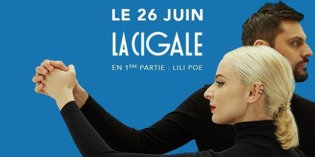 """Coup d'envoi du """"Vue d'ici Tour"""" pour Madame Monsieur"""