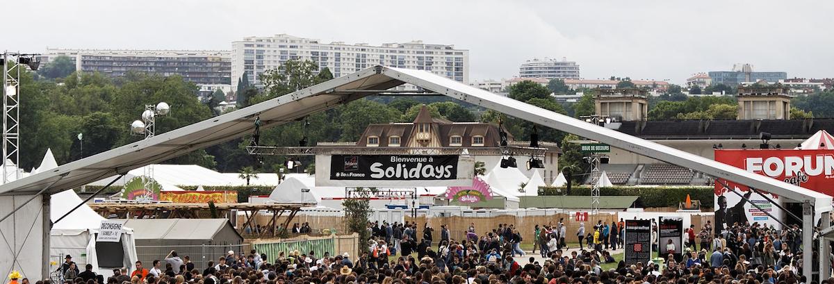 Solidays, le militantisme dans la fête