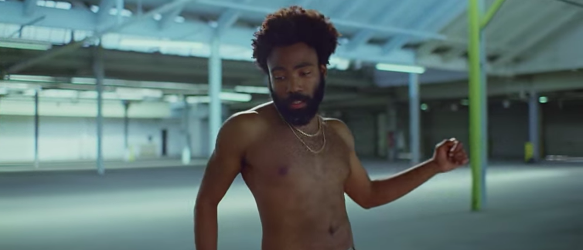 Childish Gambino en concert à Paris