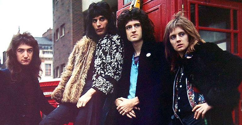 Les tubes des années 1970 : Queen Bohemian Rhapsody