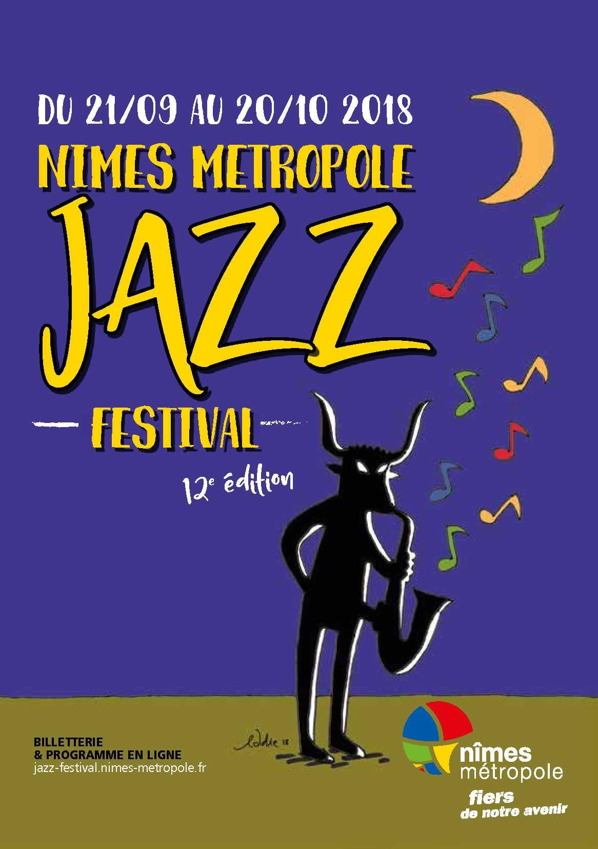 Nimes Metropole Jazz Festival