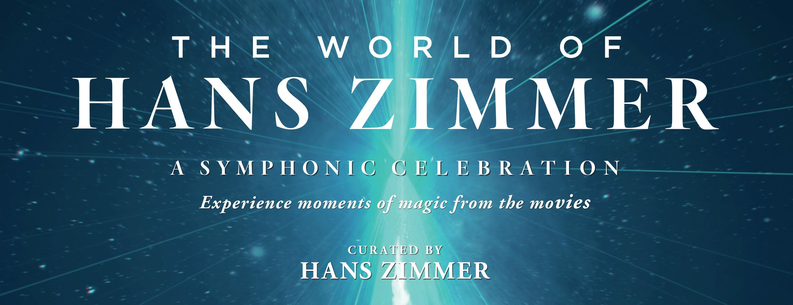 Les BO de Hans Zimmer jouées par un orchestre symphonique