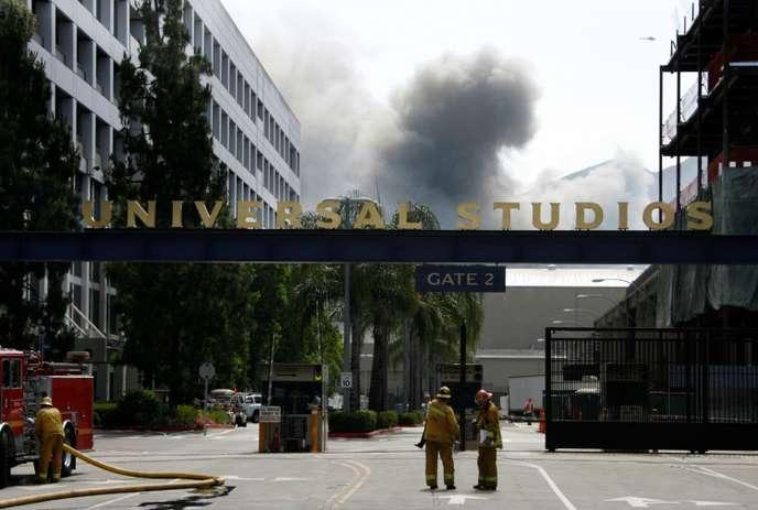 Une plainte contre Universal Music Group après l'incendie
