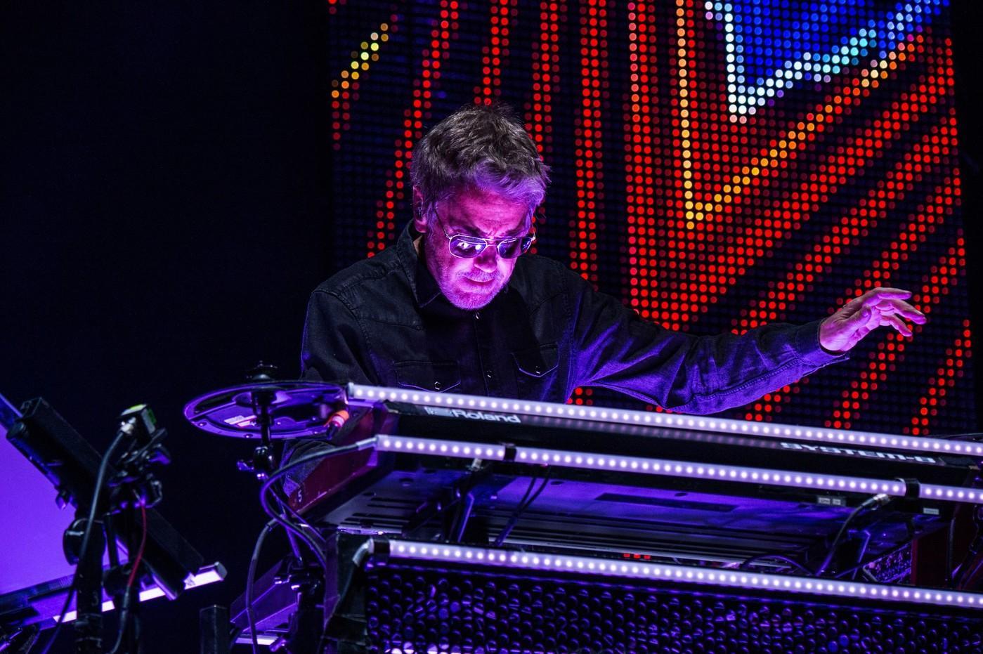 Un concert de Jean Michel Jarre pour le Nouvel an à Paris
