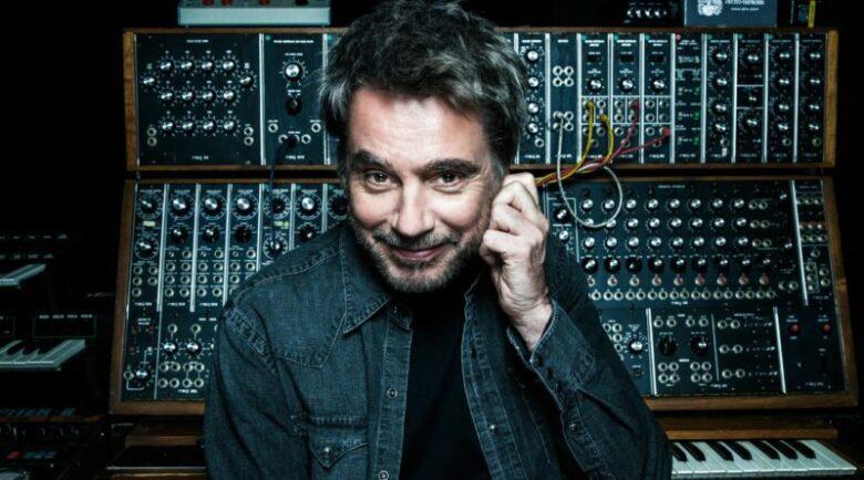 Jean-Michel Jarre annonce la sortie de son nouvel album