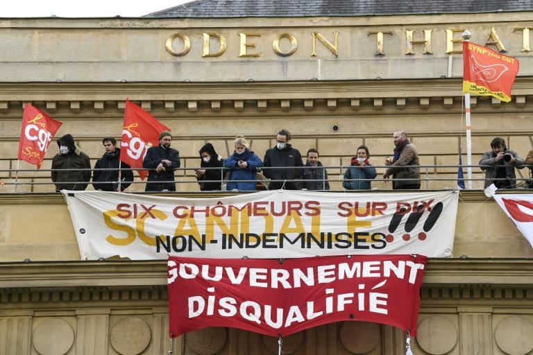 Le mouvement d'occupation des théâtres se durcit