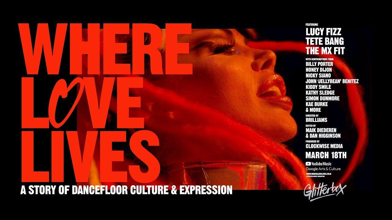 'Where Love Lives', un film-docu sur la culture house par Glitterbox