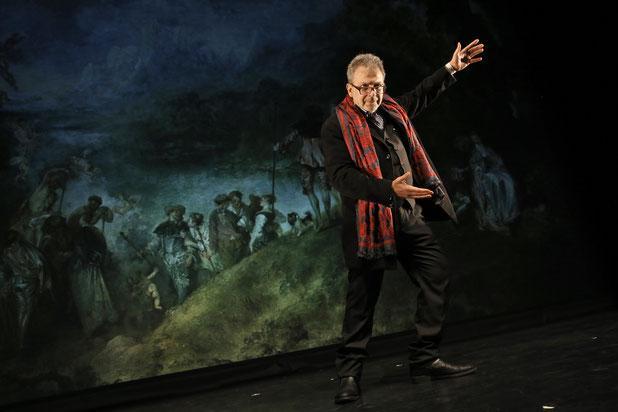 Hector Obalk : Histoire de la Peinture en Zigzags / Festival Off