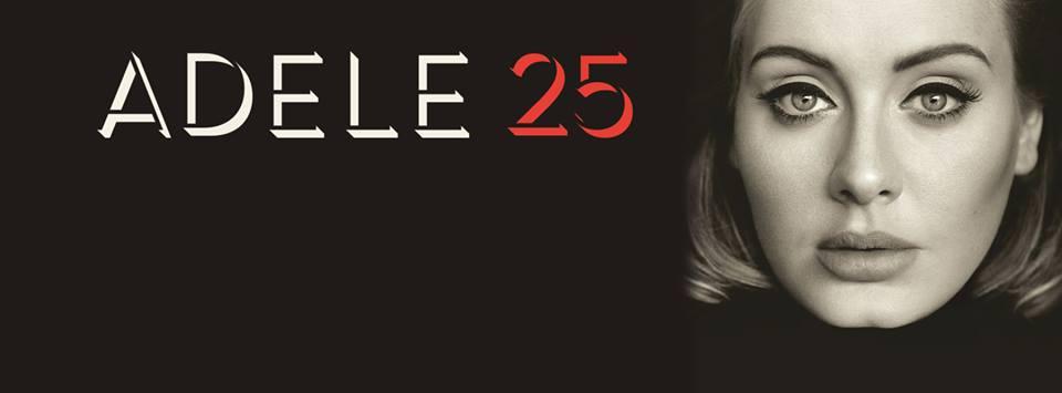 Le nouvel album d'Adèle, «25», inaccessible en Streaming