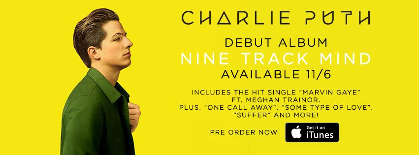 Charlie Puth, la nouvelle star de la pop américaine