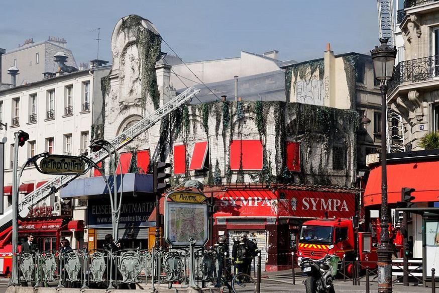 L'Elysée Montmartre renait de ses cendres
