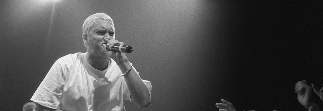 Eminem sort de son silence pour clasher Donald Trump