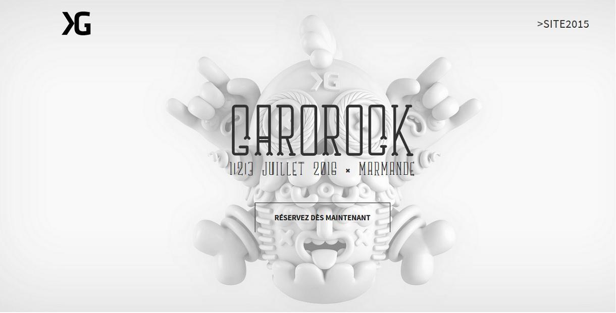 Les premiers noms de Garorock 2016 dévoilés