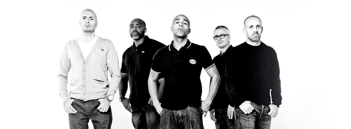 IAM, les ambassadeurs du rap français