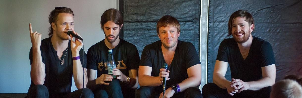 Dans la playlist de RAJE : Imagine Dragons, une popularité en hausse