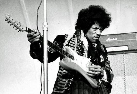 L'ancien appartement de Jimi Hendrix transformé en musée