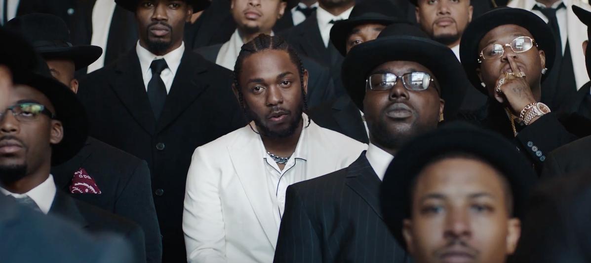 Plus rien n'arrête Kendrick Lamar