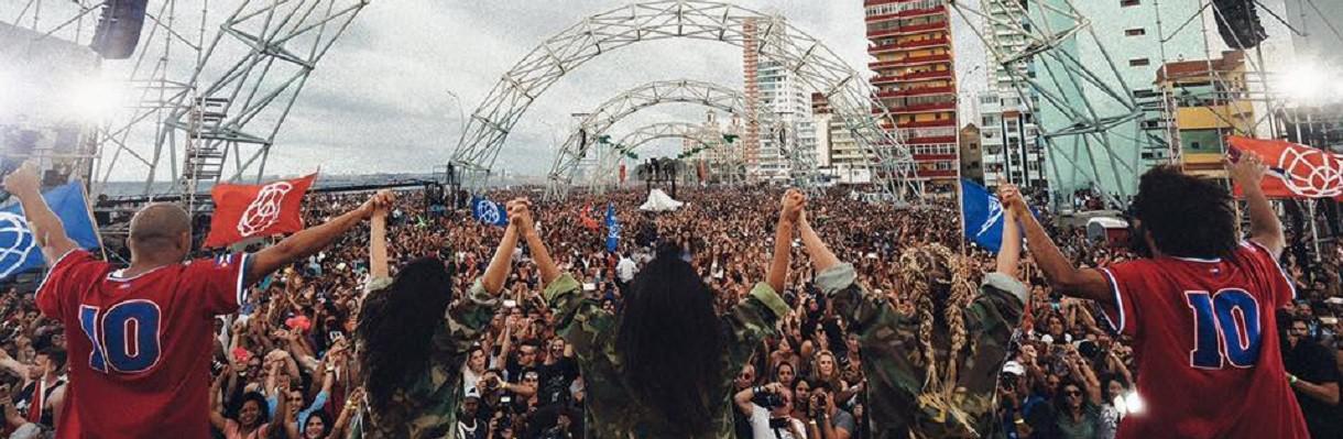 Major Lazer, un concert historique à Cuba
