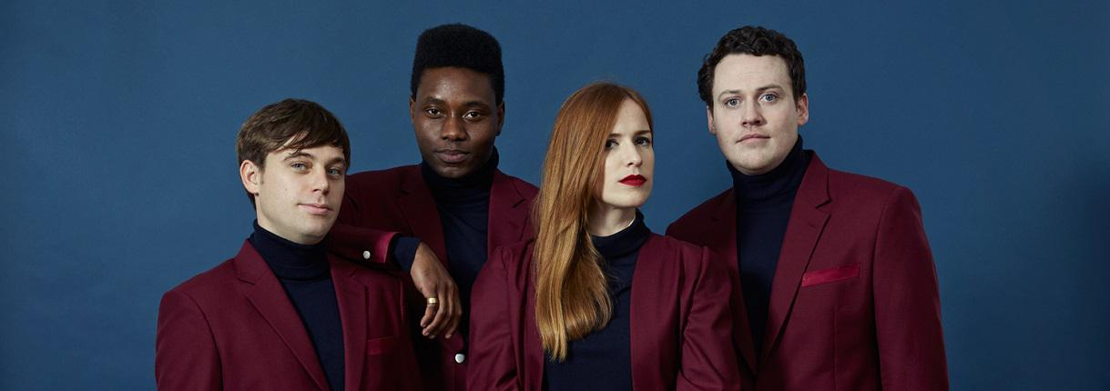 Metronomy, le groove made in England