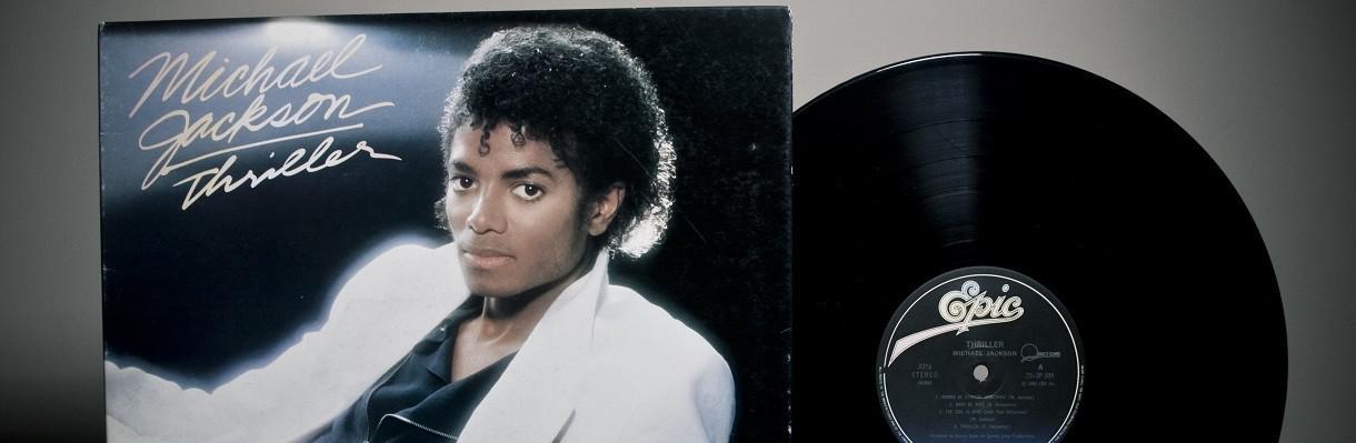 Record du monde pour Thriller de Michael Jackson