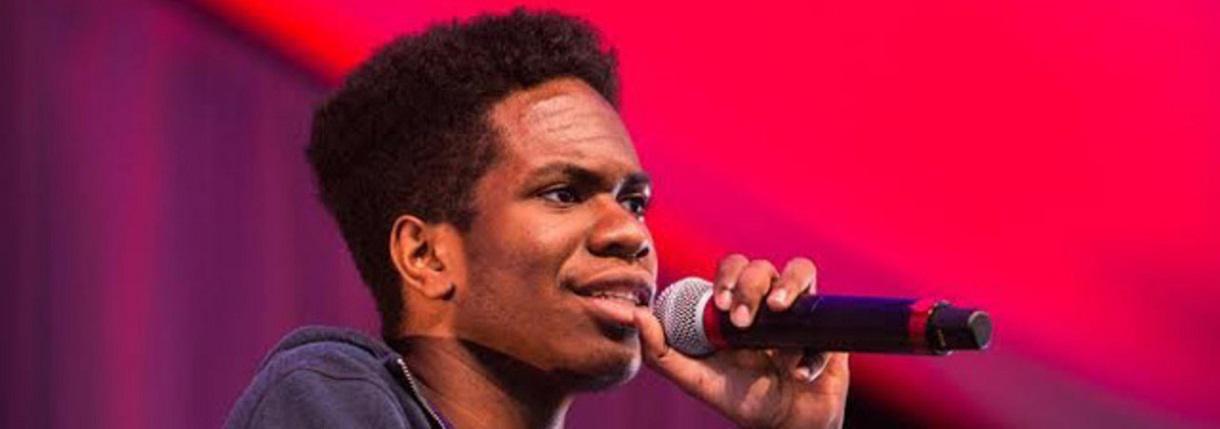 Cet étudiant d' Harvard rend sa thèse sous la forme d'un album de rap
