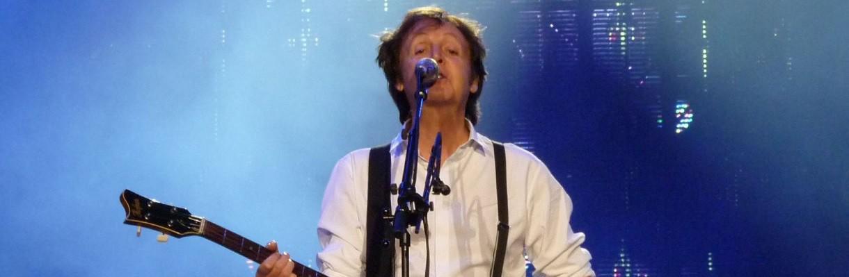 Paul McCartney revient en France