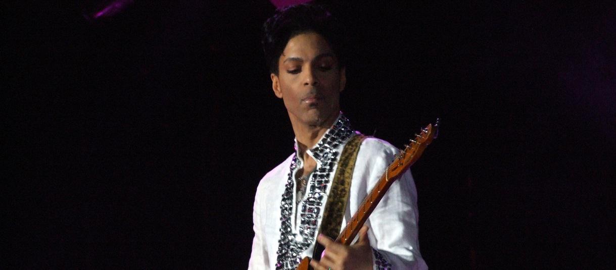 Prince, le roi des charts