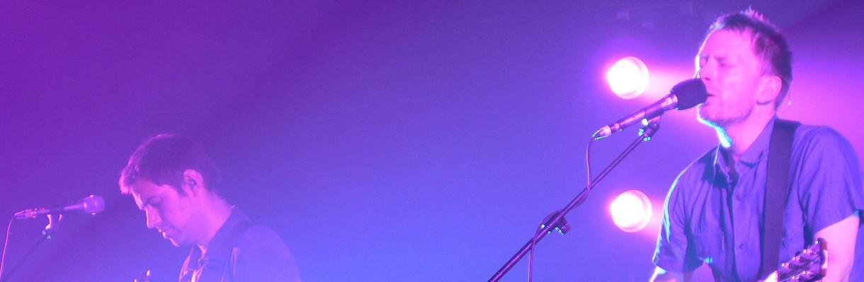 Radiohead en France pour trois concerts