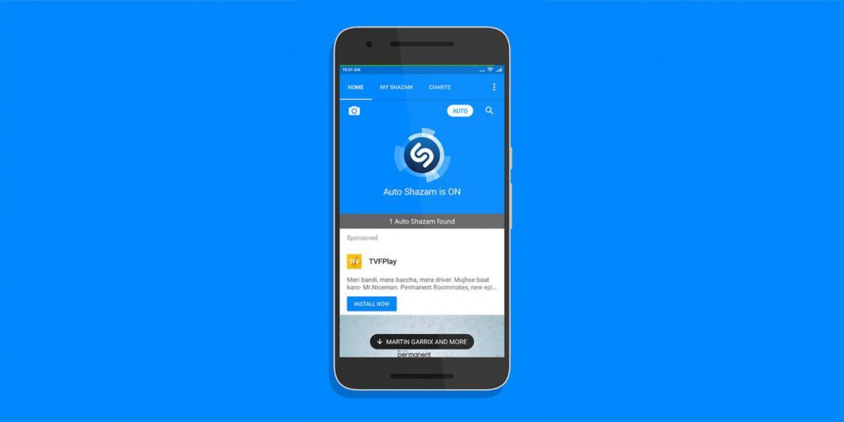 Shazam revient avec une nouvelle fonctionnalité qui va vous faciliter la vie