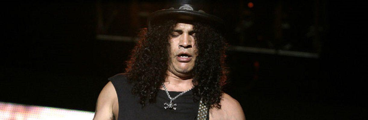 Slash, la guitare dans la peau