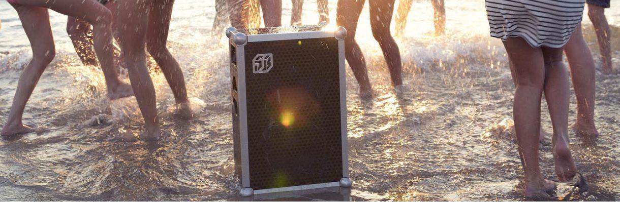 Soundboks, l'enceinte portable pour vos festivals