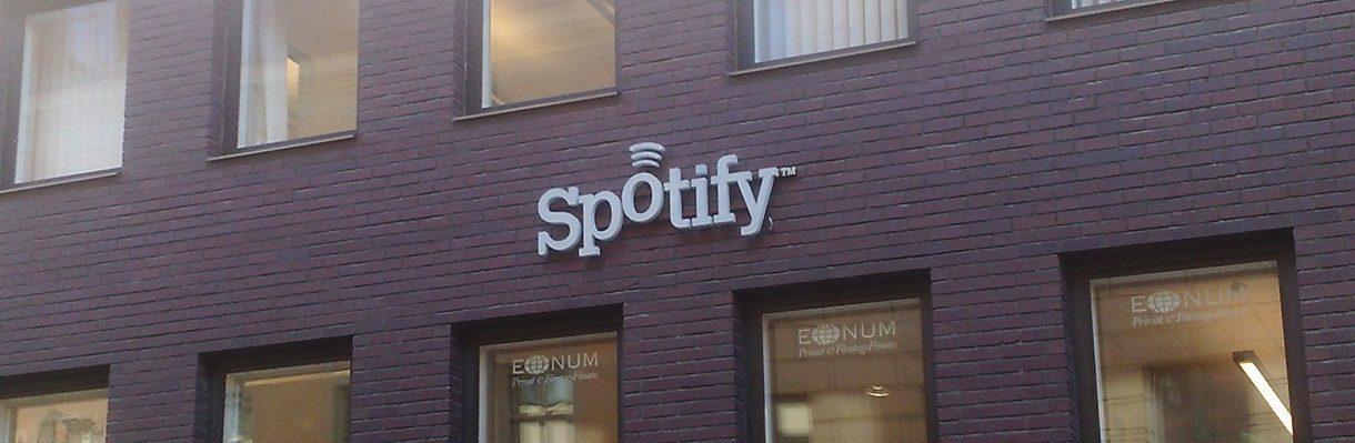 Spotify utilise de faux morceaux dans ses playlists