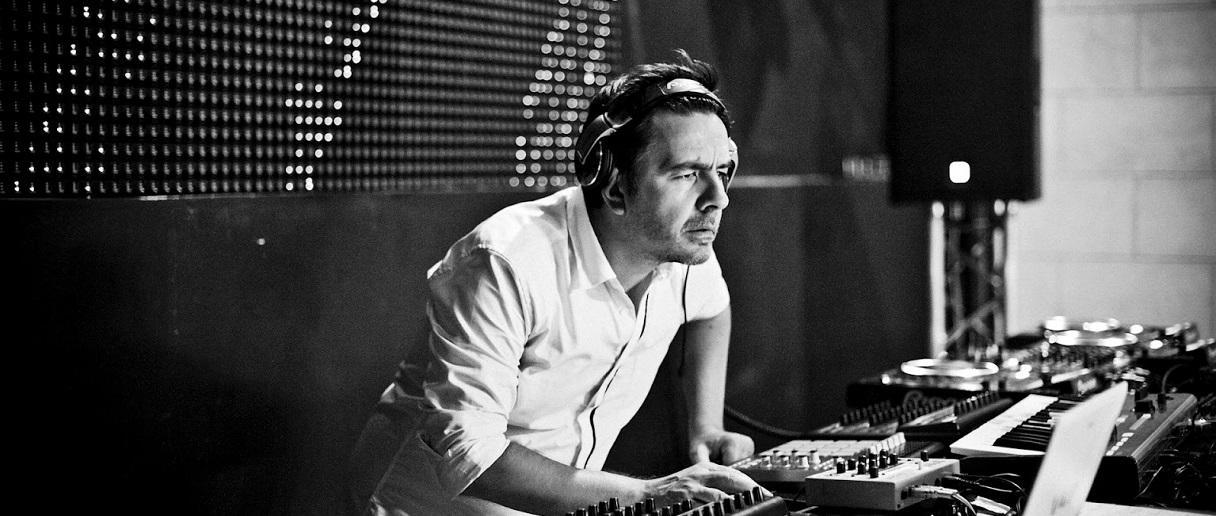 Laurent Garnier, un DJ pas comme les autres
