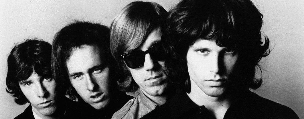 The Doors, les maîtres du rock psychédélique