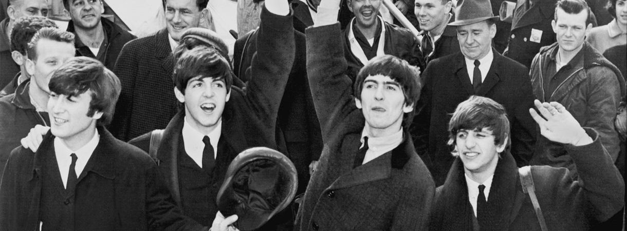 Les Beatles, le quatuor qui marqua l'histoire du rock