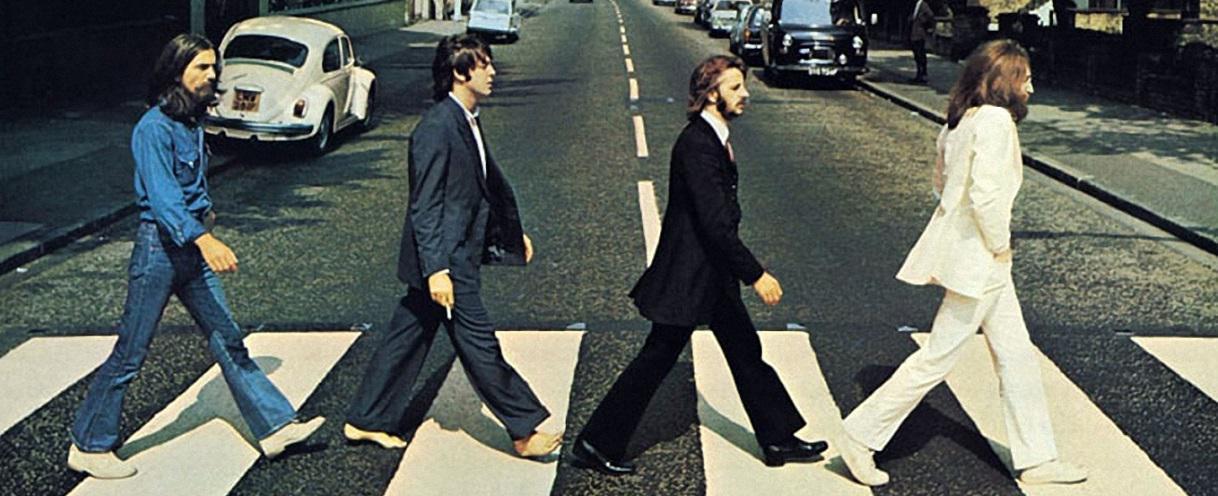 Les Beatles, les quatre fantastiques du rock