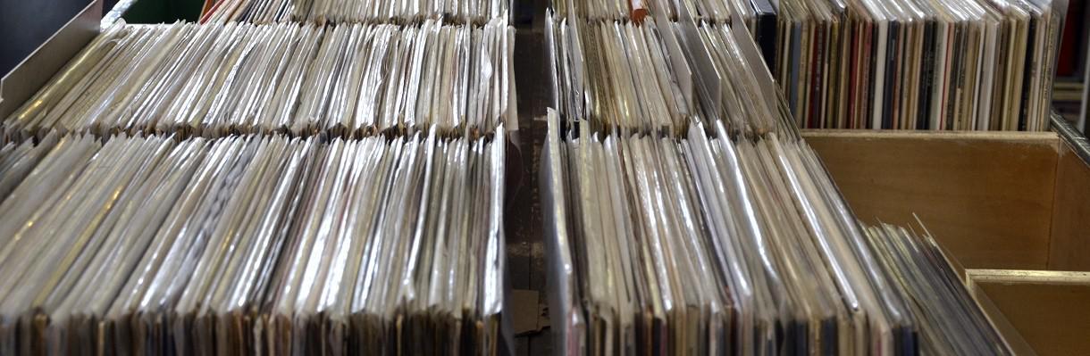 Collectionneurs, 8000 vinyles sont à vendre