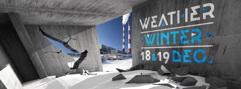 Le Weather Winter Festival est de retour