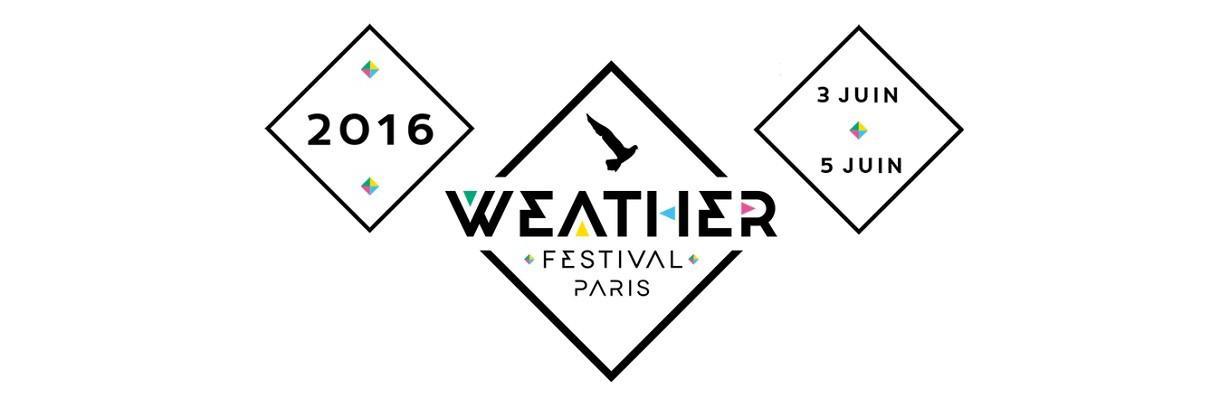 Weather Festival 2016 : retour sur le tarmac avec un line-up de folie