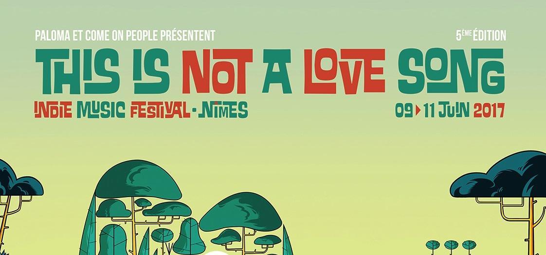 Nîmes passe en mode indie avec le festival This Is Not A Love Song