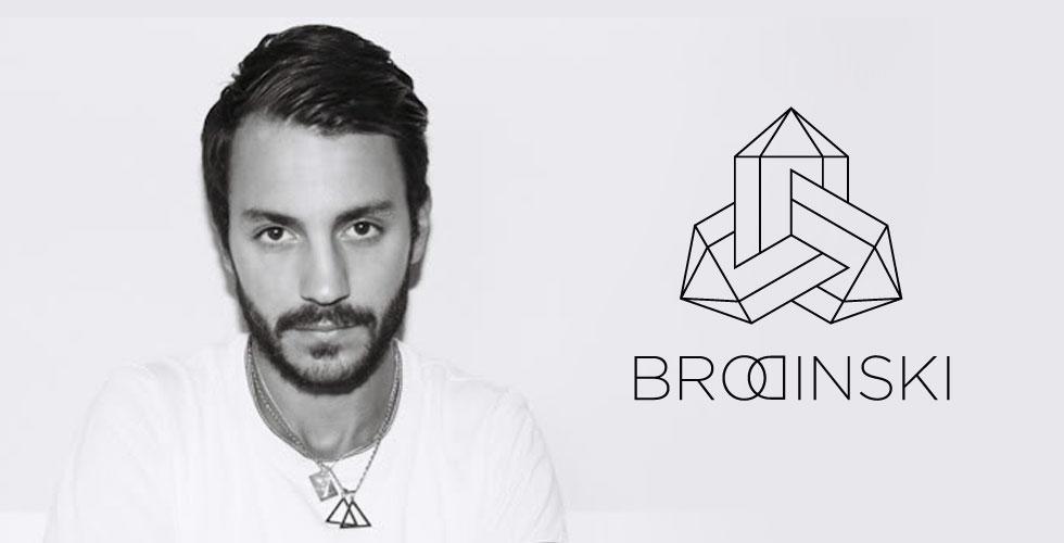 Le producteur français Brodinski  sort son 1er album et s'inspire du hip-hop US