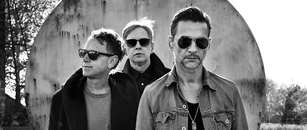 Depeche Mode, star des festivals de l'été 2018