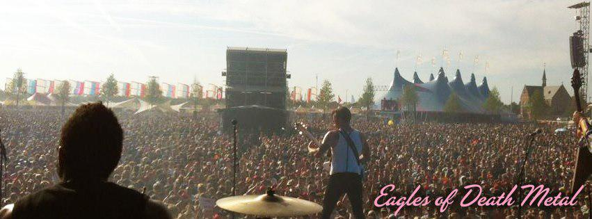 Eagles Of Death Metal veut rejouer au Bataclan