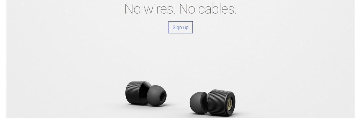 L'avenir, avec les écouteurs sans fil ?