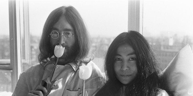 «Imagine» de John Lennon, numéro 2 des ventes en France